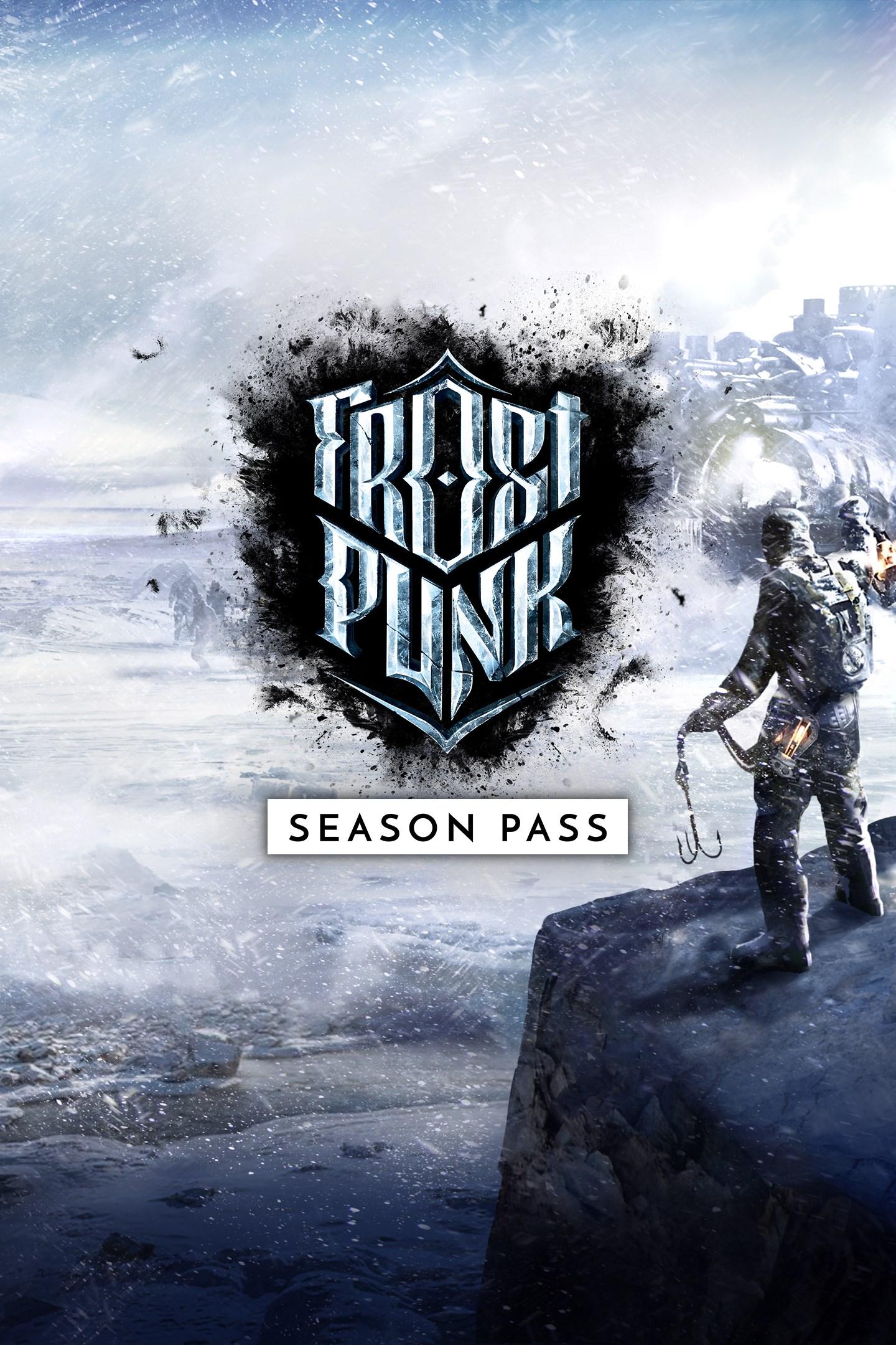 Скриншот №2 к Frostpunk Season Pass