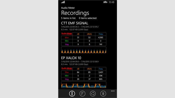 Get Audio Meter - Microsoft Store