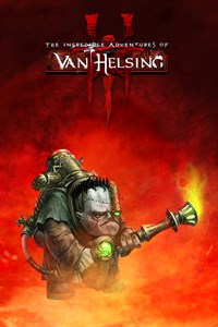 Carátula del juego Van Helsing III: Igor Minipet