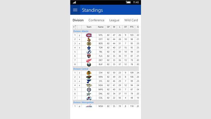 Buy NHL Scores - Microsoft Store
