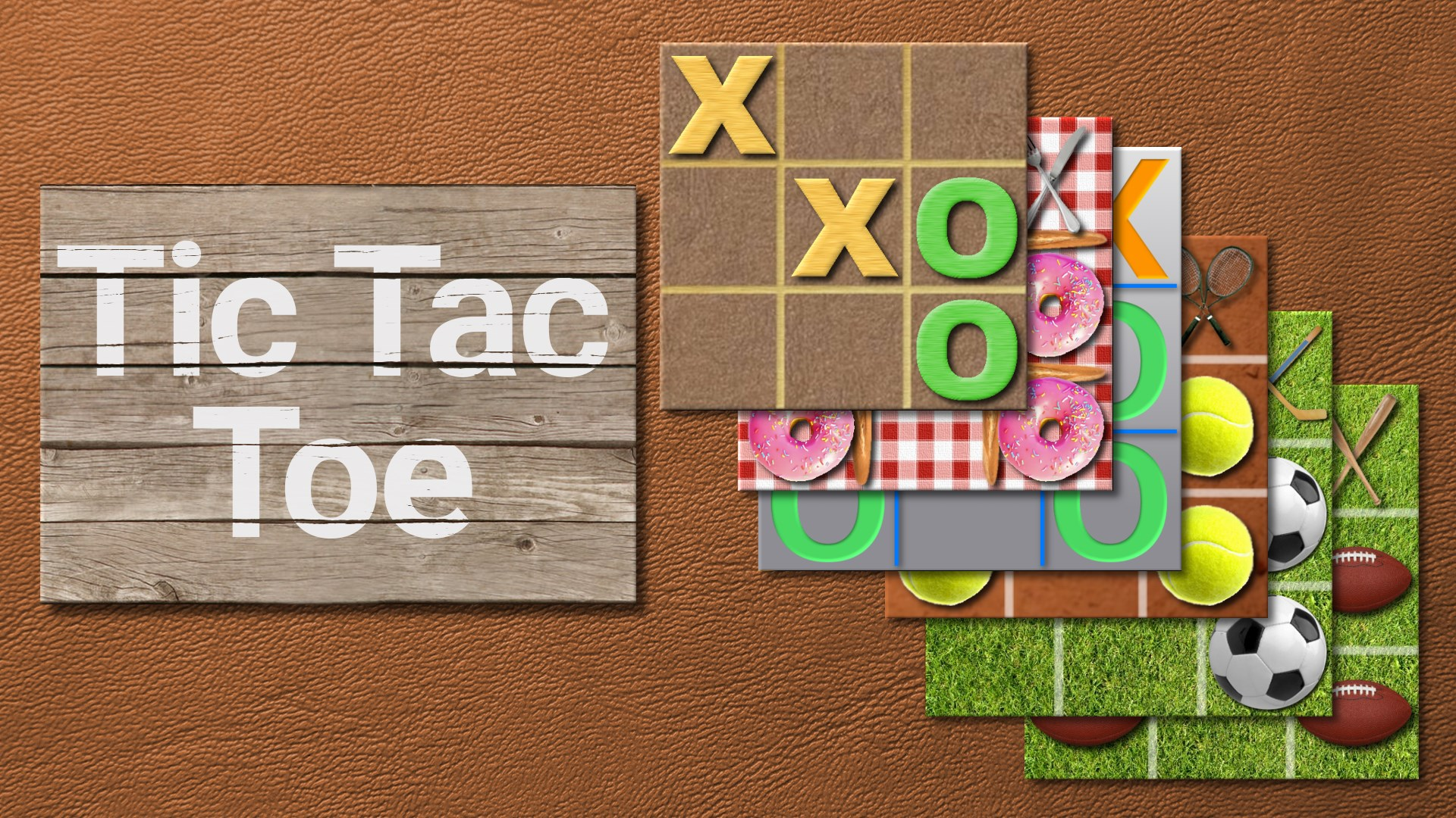 Get Tic Tac Toe