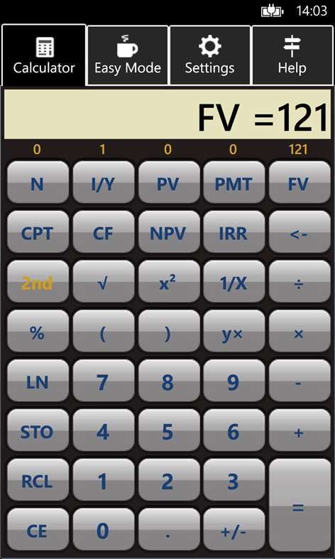 Buy Financial Calculator Microsoft Store – Financial Calculator