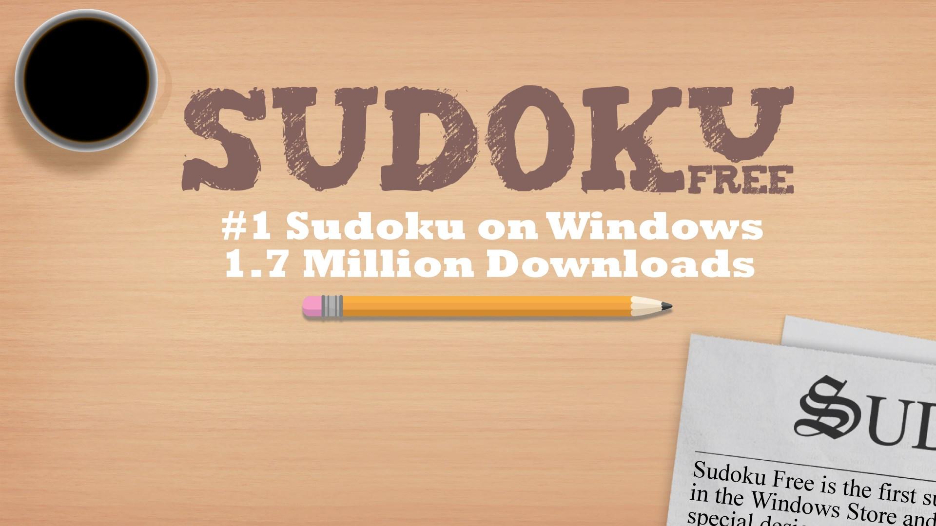 Get Sudoku Free - Microsoft Store