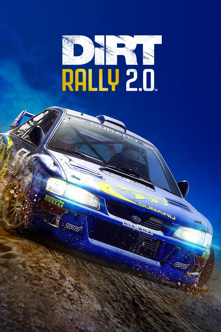 Скриншот №5 к DiRT Rally 2.0 Windows