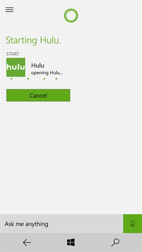 Hulu Plus Screenshot