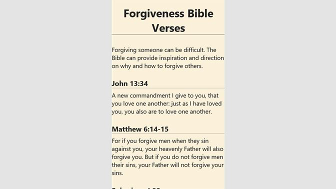Get Best Bible Verses By Topic - Microsoft Store