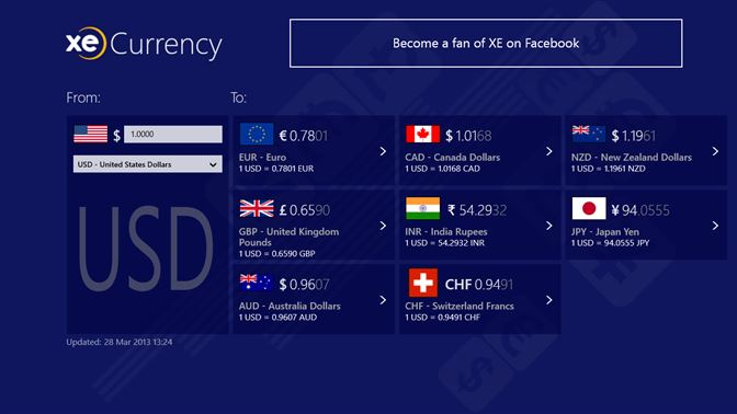 free download xe currency converter for pc