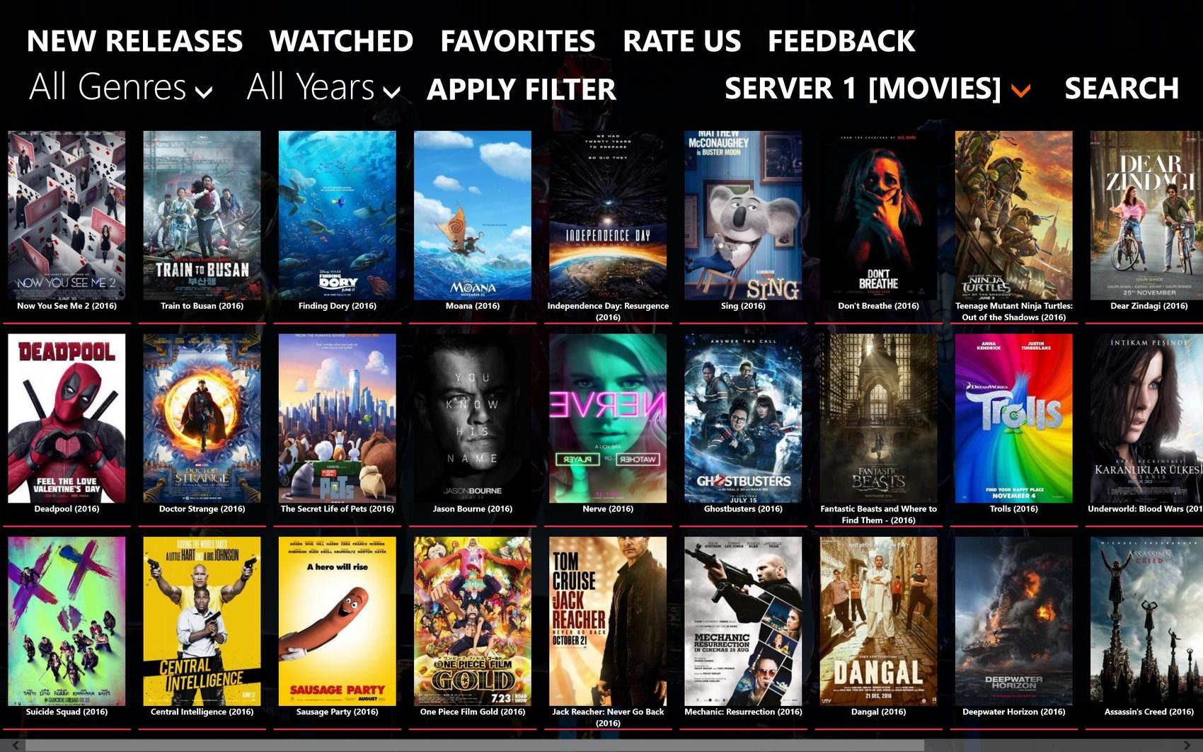 ShowBox Pro - Free Movies & TV Series