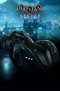 Original Arkham Batmobile