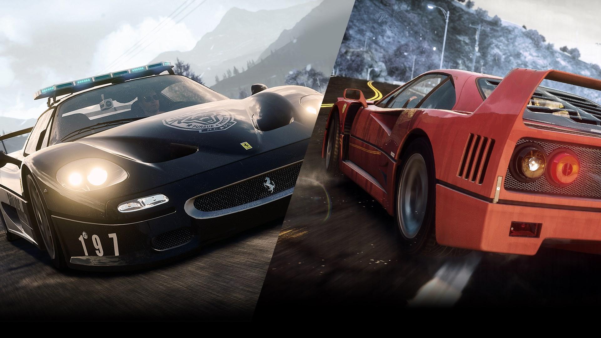 Need for Speed™ Rivals Pacote Completo Ferrari Edizioni Speciali