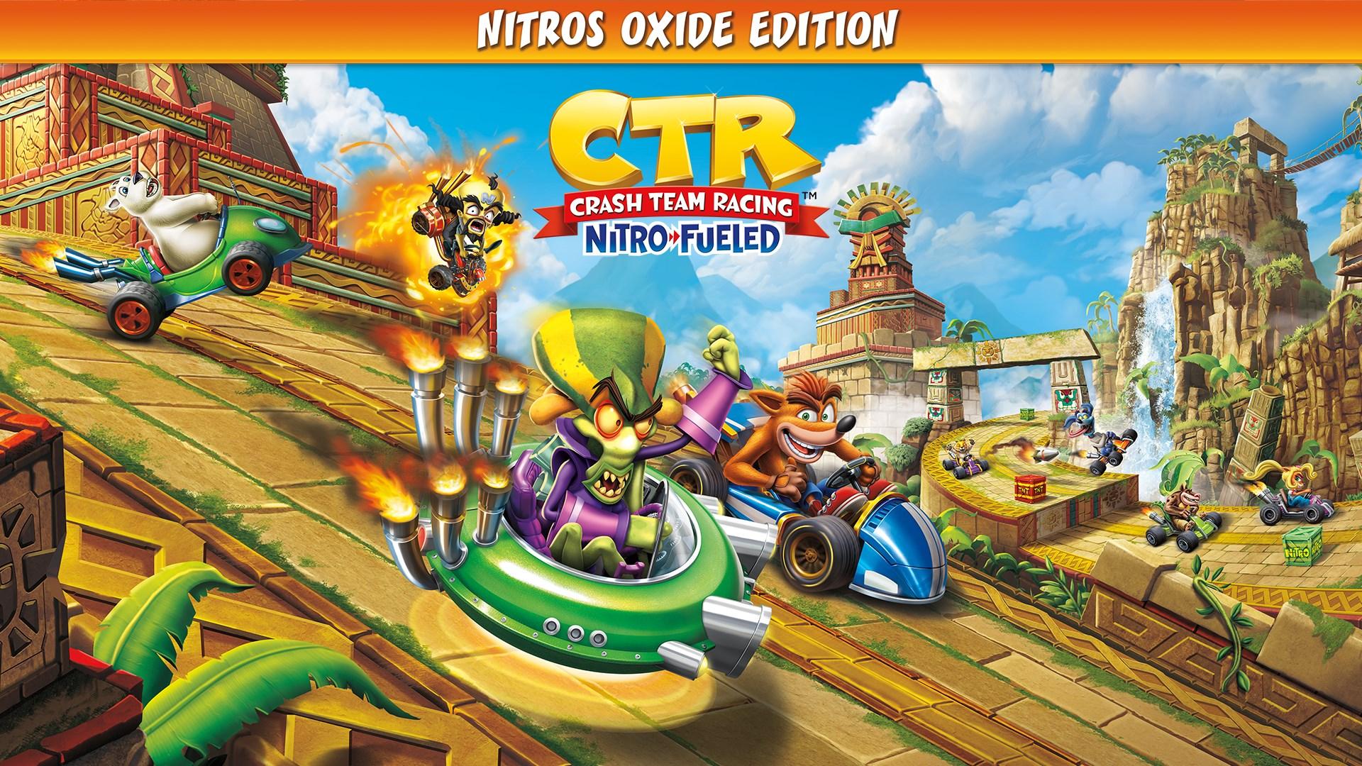Скриншот №7 к Crash™ Team Racing Nitro-Fueled - издание Nitros Oxide