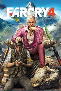Carátula del juego Far Cry 4