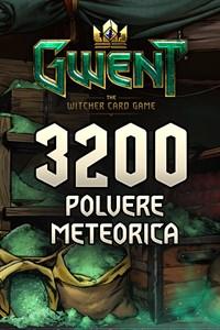 GWENT – 3.200 polvere meteorica