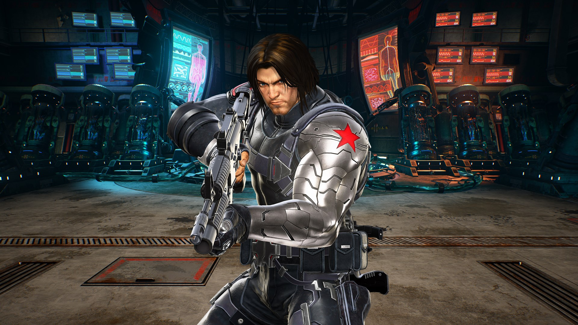 Marvel vs. Capcom: Infinite - Winter Soldier