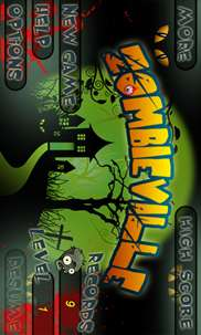 Zombieville screenshot 4