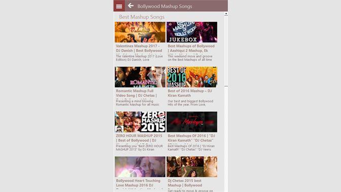 Get Bollywood Mashup Songs - Microsoft Store en-IN