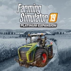 Farming Simulator 19 - Platinum Expansion (Pre-order) Xbox One