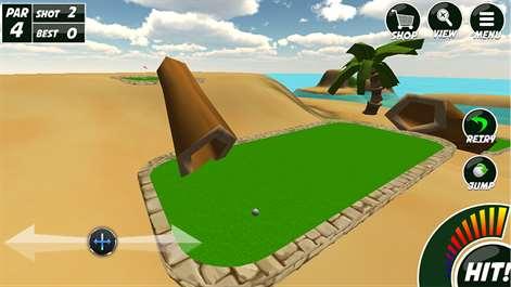 Mini Golf Stars 2: Putt Putt Golfing Screenshots 2