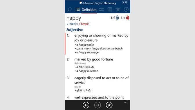 Get Advanced English Dictionary Free - Microsoft Store