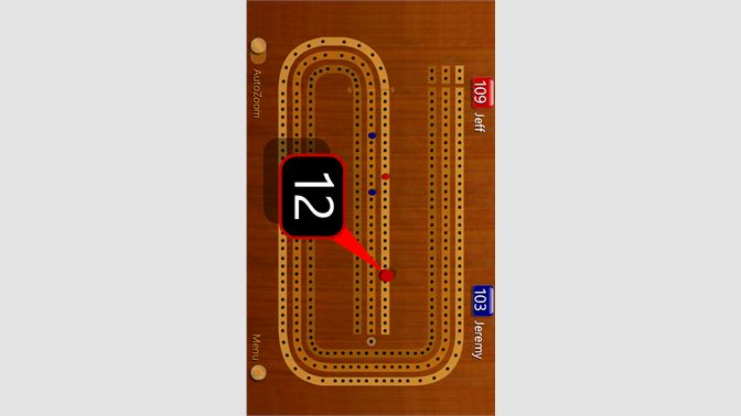 Get Cribbage PegBoard - Microsoft Store