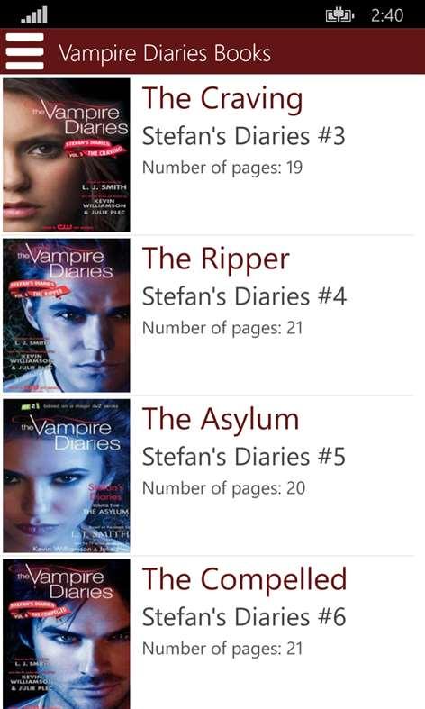 vampire diaries book 3 pdf