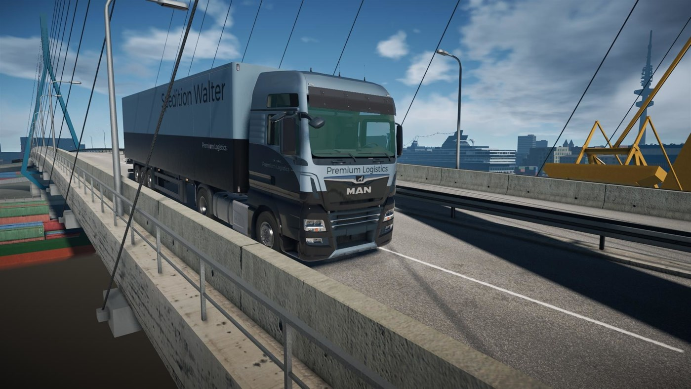Análisis de On the Road: The Truck Simulator - Xbox 1