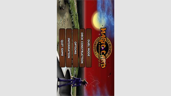 Get MCG Magic Card - Microsoft Store