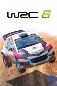 WRC 6 - Toyota Yaris WRC Test Car
