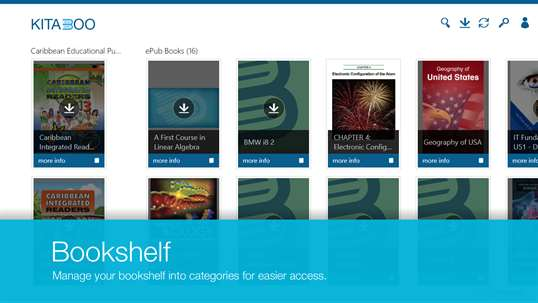 Oct 20, 2018 ... EPUB Readers for Windows allow to open and read EPUB books on ... free and  open-source software PDF reader for Microsoft Windows only.