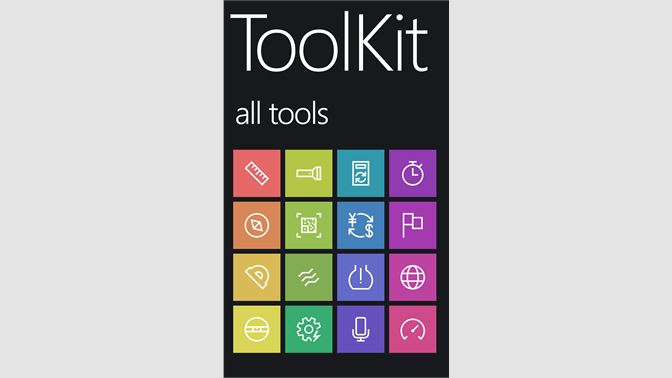 Get ToolKit Pro - Microsoft Store