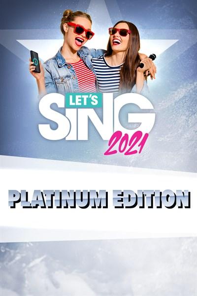 Let's Sing 2021 Platinum Edition