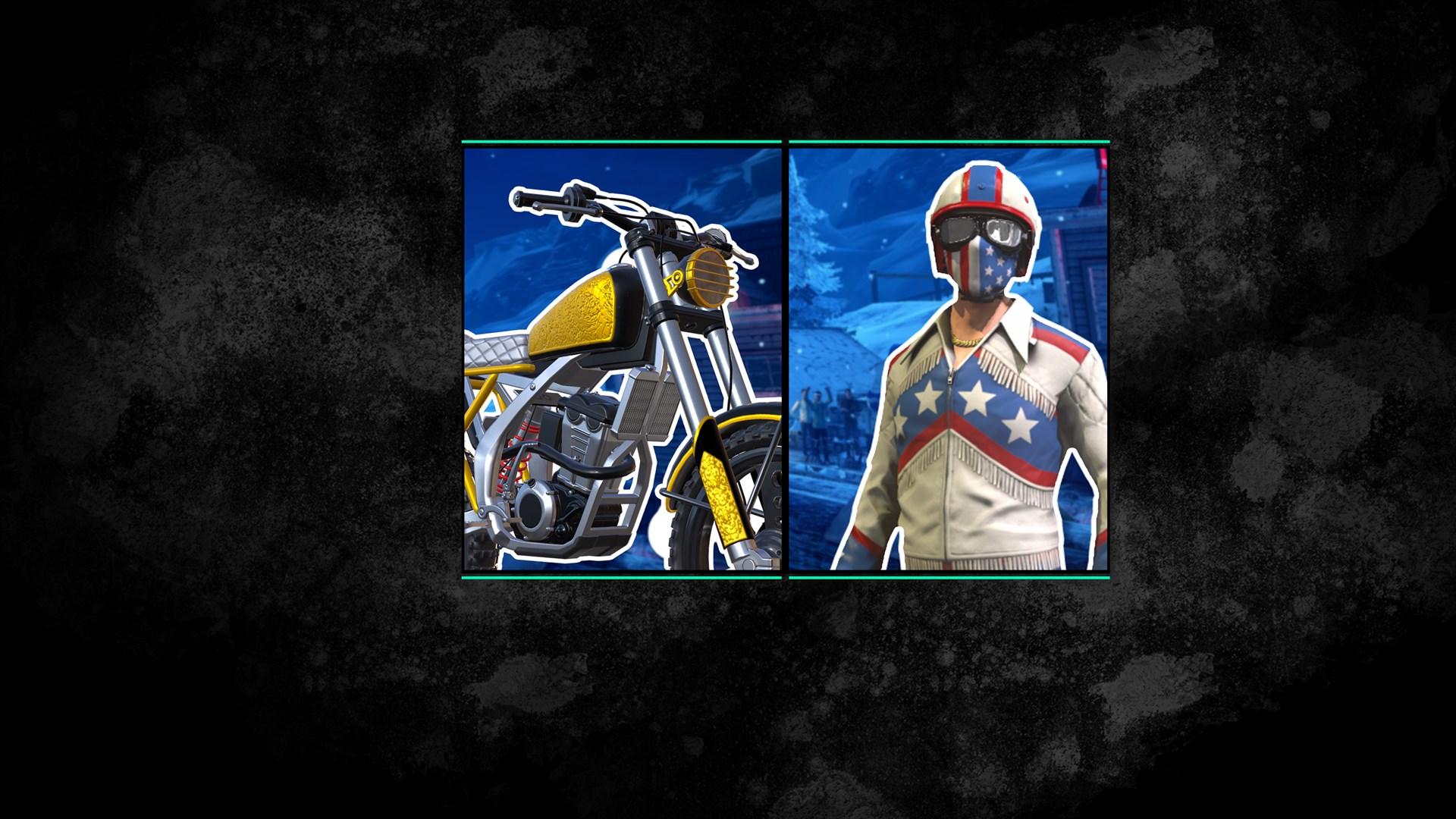 Набор Stuntman Rider — Trials® Rising