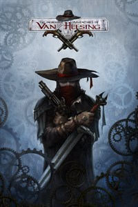 Carátula del juego The Incredible Adventures of Van Helsing