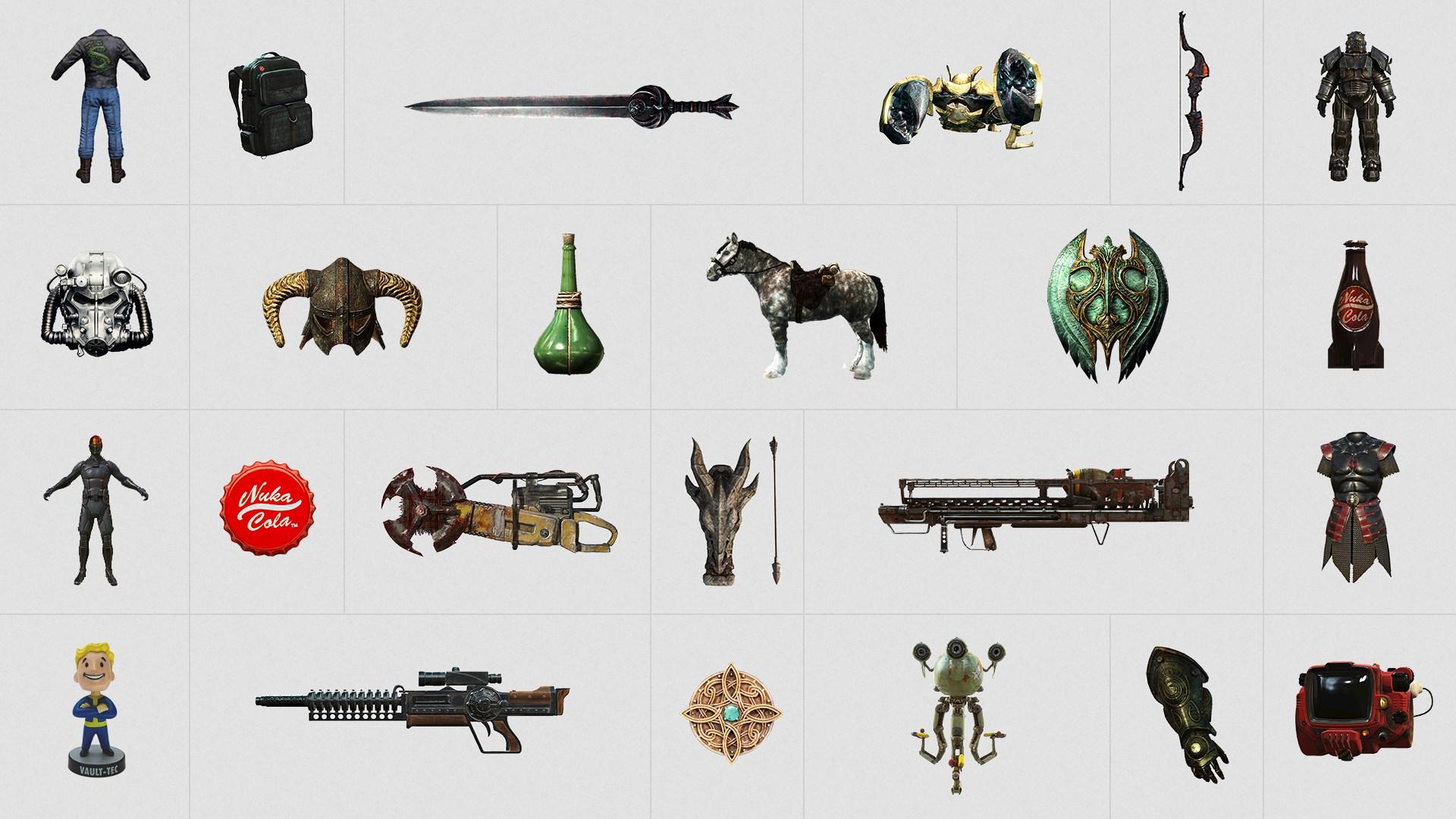 Fallout 4 Creation Club: 3000 kredytów