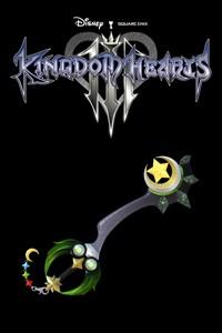 """Phantom Green"" Keyblade"