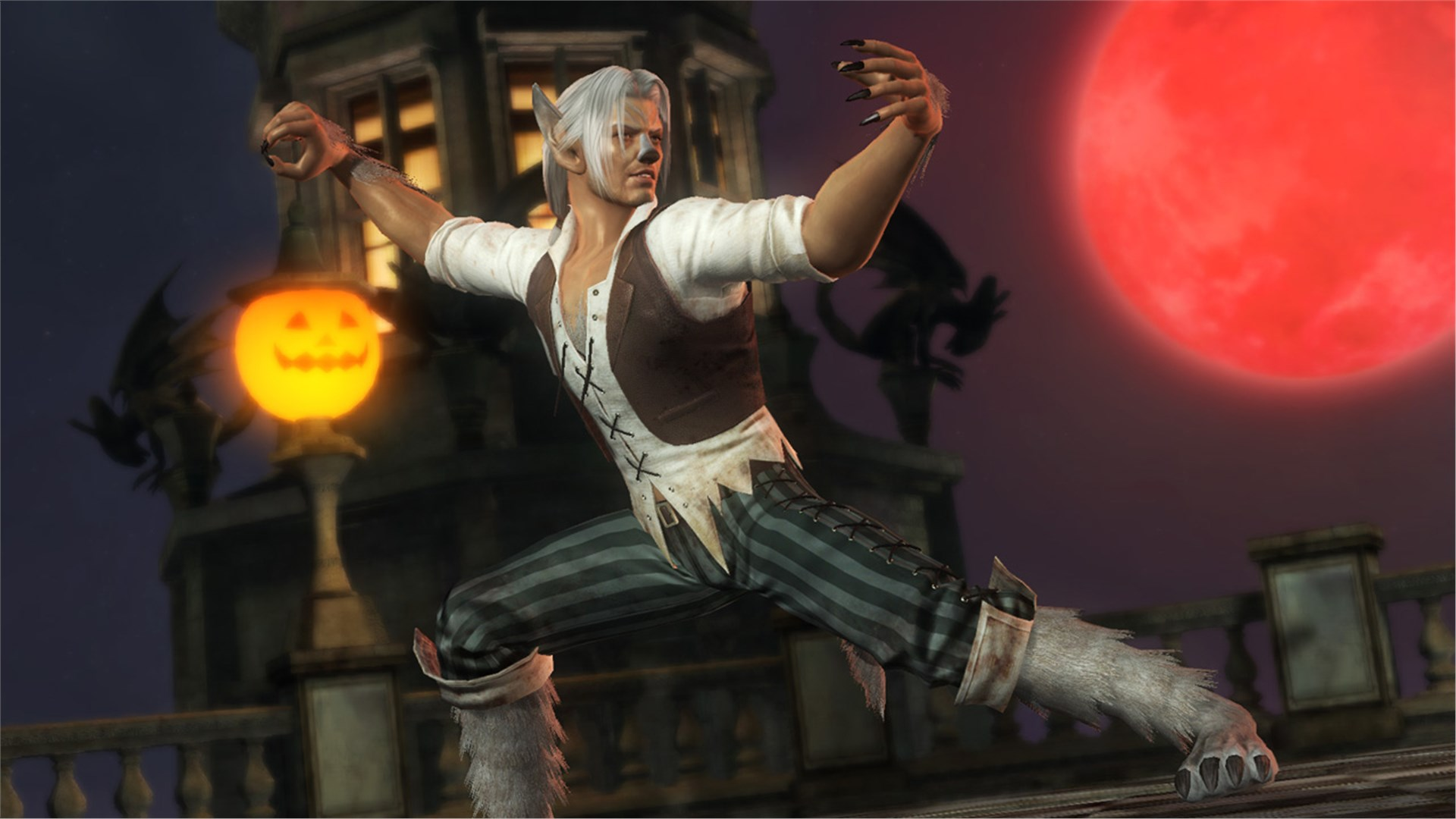 DOA5LR Ultimate Brad Wong-Inhalte