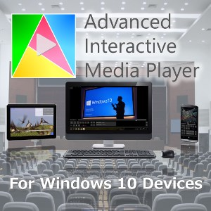 Get Advanced Interactive Media Player - Microsoft Store