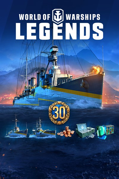 World of Warships: Legends – Deluxe Edition