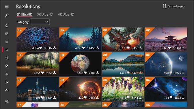 Get backiee - Wallpaper Studio 10 - Microsoft Store