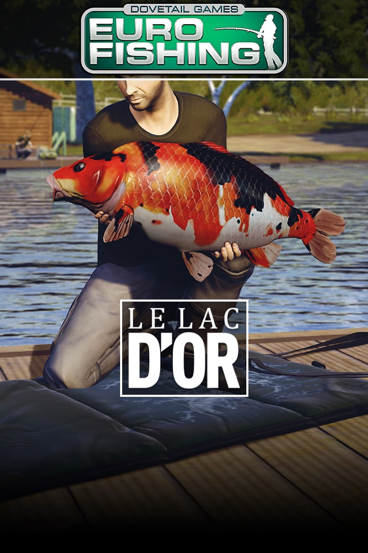 Euro Fishing: Le Lac d'Or kaufen – Microsoft Store de AT