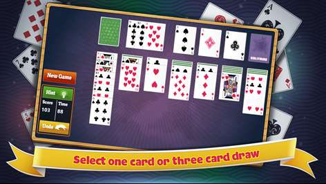 Simple Solitaire Screenshots 2