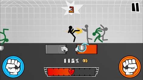 Ninja King Fighter Screenshots 1