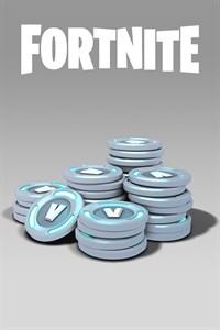 Carátula del juego Fortnite - 6,000 (+1,500 Bonus) V-Bucks