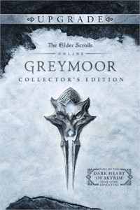 Carátula del juego The Elder Scrolls Online: Greymoor Collector's Ed. Upgrade