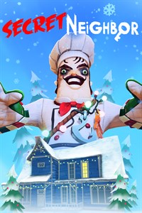 Carátula para el juego Secret Neighbor de Xbox 360