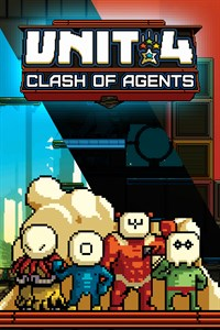 Carátula del juego Unit 4: Clash of Agents