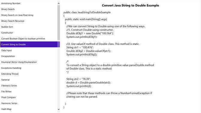 Get Java Programs - Microsoft Store