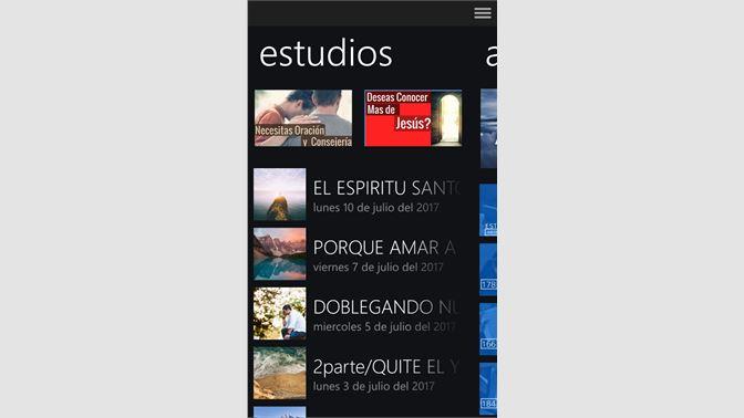 Get Biblia Reina Valera Estudios - Microsoft Store