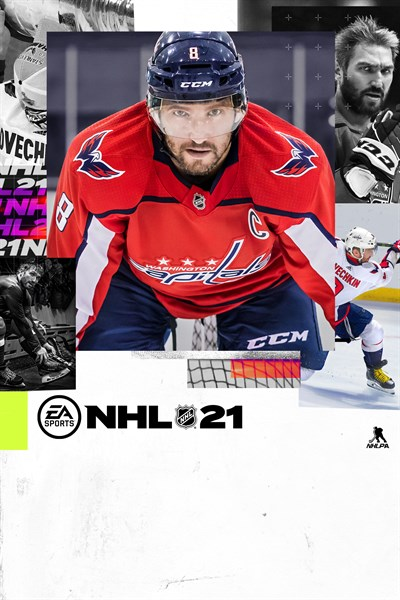 NHL® 21 Standard Edition