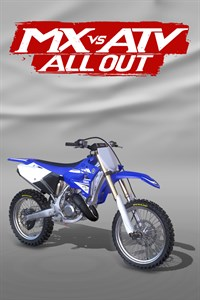 Carátula del juego 2017 Yamaha YZ125